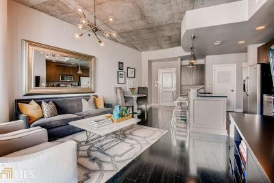 Plaza Midtown Condo/Townhouse Under Contract: 44 Peachtree Pl #1530