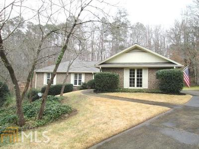 Roswell Single Family Home New: 950 Oakhaven Drive