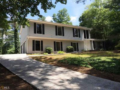 Marietta Single Family Home New: 3681 Autumn Leaves Ln