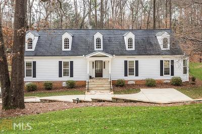 Fulton County Single Family Home New: 1575 Sunnybrook Farm Road