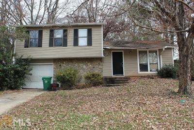 Stone Mountain Single Family Home New: 715 Hairston Crossing Ct