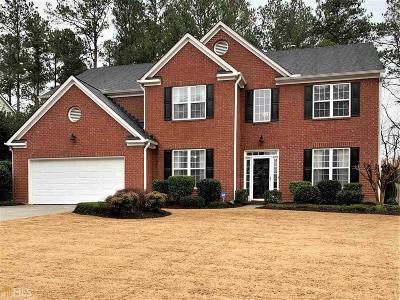 Fayette County Single Family Home New: 334 Aster Ridge Trl