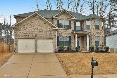 Newnan Single Family Home New: 37 Canyon View Dr