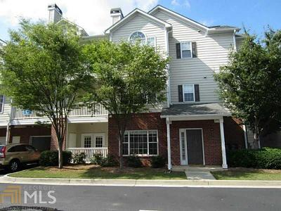 Alpharetta Condo/Townhouse New: 8001 Woodland Ln