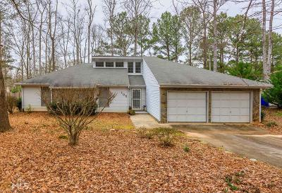 Peachtree City Single Family Home For Sale: 108 Morallion Hills