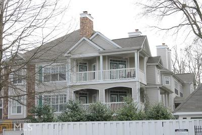 Alpharetta Condo/Townhouse New: 232 Edinburgh Court