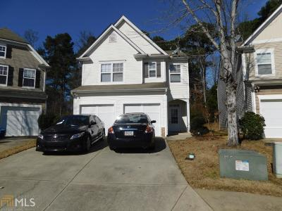 Lawrenceville Single Family Home New: 425 Cool Weather Dr