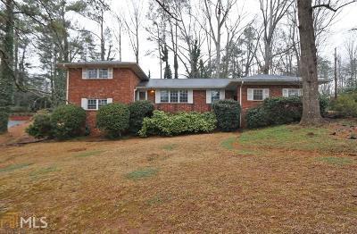 Marietta Single Family Home New: 516 S Woodland Dr