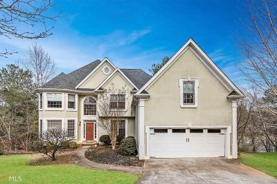 Suwanee Single Family Home New: 325 Lake Bluff Ct