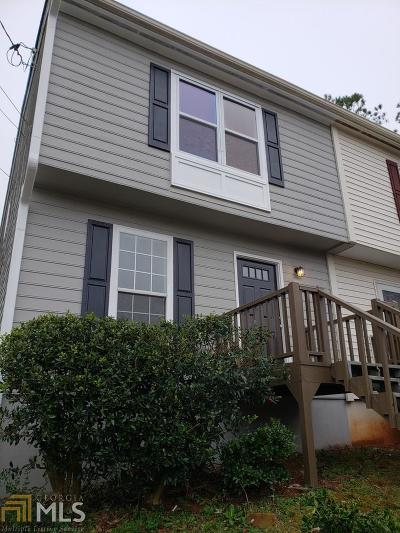 Acworth Condo/Townhouse New: 4394 Overlook Drive