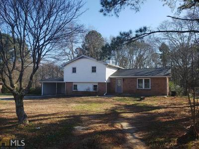 Grayson Single Family Home New: 77 Grayson New Hope Rd