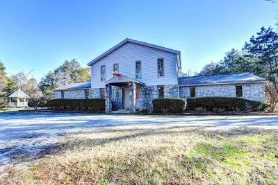 Loganville Single Family Home New: 6275 S Sharon Church Rd