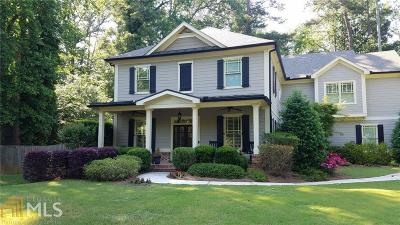 Brookhaven Single Family Home New: 2566 Winding Lane