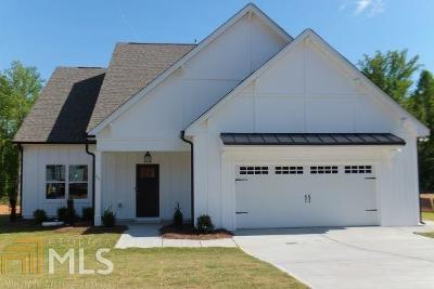 Senoia Single Family Home Under Contract: 315 South Ridge #32