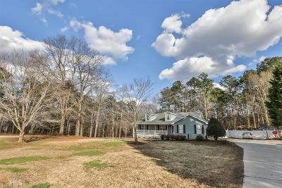 Henry County Single Family Home New: 970 North Ola Rd
