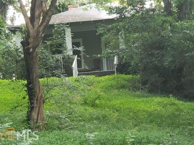 Atlanta Single Family Home New: 1841 1841 Harbin Rd
