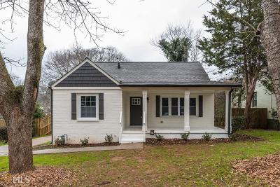 Decatur Single Family Home New: 2364 Lynn Iris