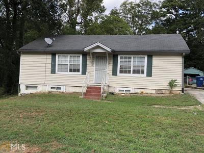 Atlanta Single Family Home New: 1302 Eason St
