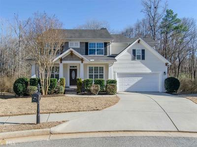 Newnan Single Family Home New: 22 Eagle Ct