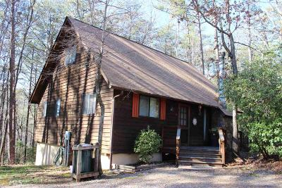 Sautee Nacoochee Single Family Home New: 117 Anniversary Lane