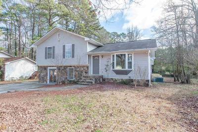 Clayton County Single Family Home New: 8876 Ashwood Dr