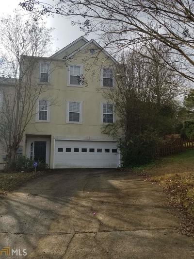 Single Family Home New: 1745 Barrington Overlook