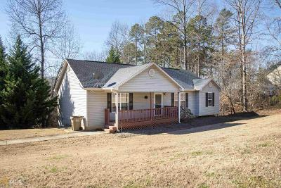Gainesville Single Family Home New: 2931 The Lake Rd