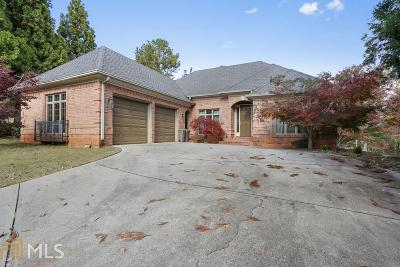 Roswell Single Family Home New: 1479 Jones Rd