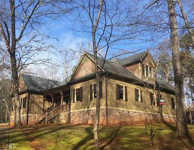 Canton Single Family Home For Sale: 982 Old Lathemtown Rd