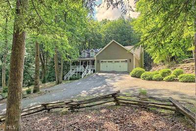 Rabun County Single Family Home New: 106 Surrey Lane