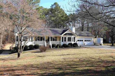 Woodstock Single Family Home Under Contract: 1084 Wiley Bridge