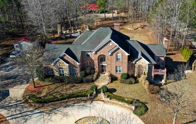 Newnan Single Family Home New: 205 Bill Hart Rd