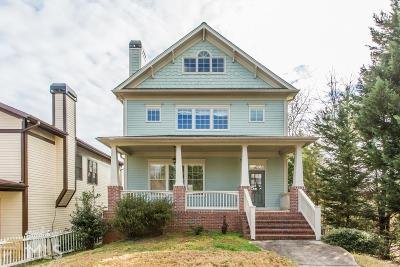 College Park Single Family Home Under Contract: 3295 Academy Sq