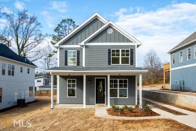 Atlanta Single Family Home New: 1423 Bouldercrest Road SE