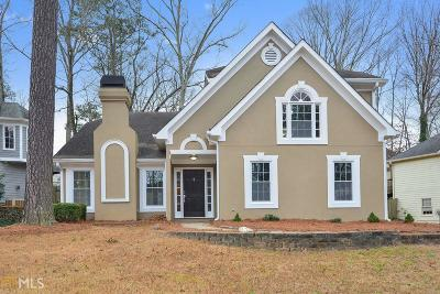 Acworth Single Family Home New: 4973 Braeburn Trace