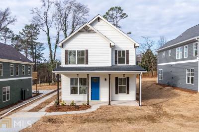 Atlanta Single Family Home New: 1427 Bouldercrest Rd