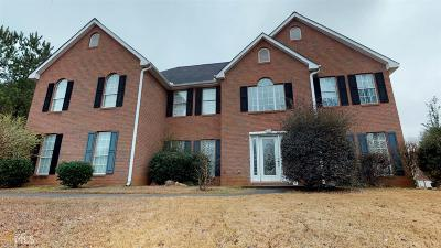 Lithonia Single Family Home New: 3942 Cain Mill Dr