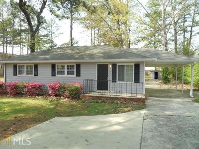 Single Family Home New: 2000 Olive Springs Rd