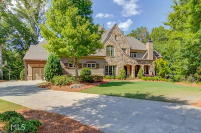 Suwanee Single Family Home For Sale: 1023 Little Darby Ln