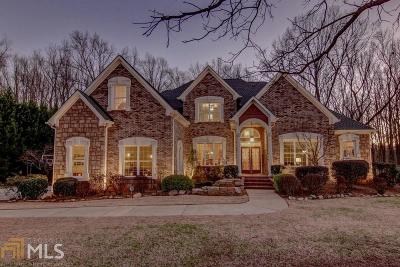 Social Circle Single Family Home New: 370 River Cove Ridge