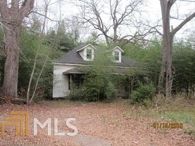 Griffin Single Family Home Under Contract: 967 Highfalls Road