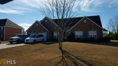 Clayton County Single Family Home New: 9598 Tyler Ter