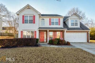 Loganville Single Family Home New: 3227 Shady Valley