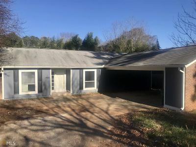 Single Family Home New: 1258 Allgood