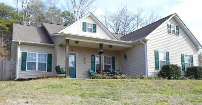 Demorest Single Family Home Under Contract: 244 Panacea Ln