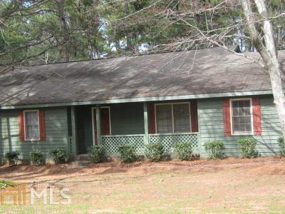 Single Family Home New: 6452 Swift Creek Rd