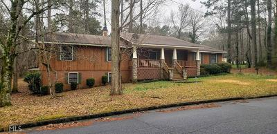 Clayton County Single Family Home New: 9110 Mandarin Dr