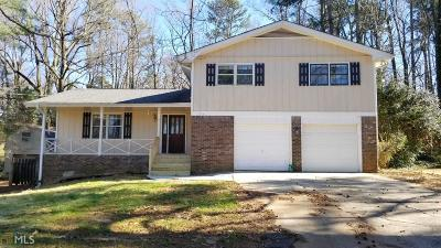 Lawrenceville Single Family Home New: 1744 Lamancha Drive