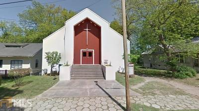 Atlanta Single Family Home New: 1093 Arlington Ave