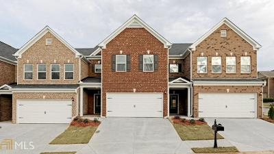 Tucker Condo/Townhouse New: 6216 Thorncrest Dr